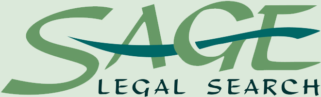 Sage Legal Search